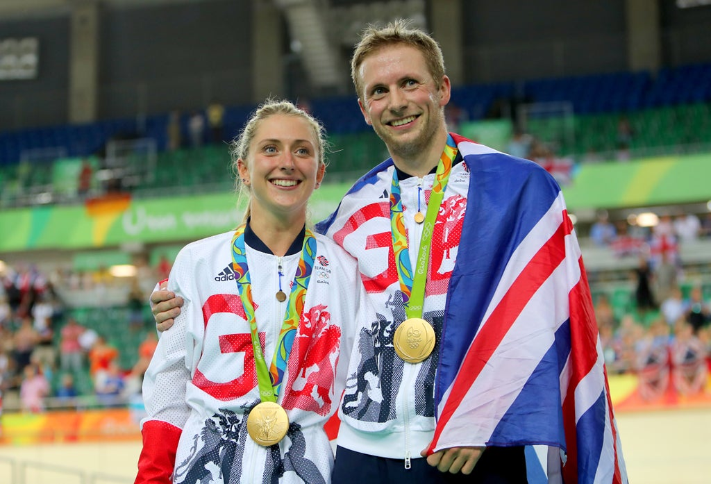 Who is Laura Kenny? The British cyclist with four Olympic gold medals