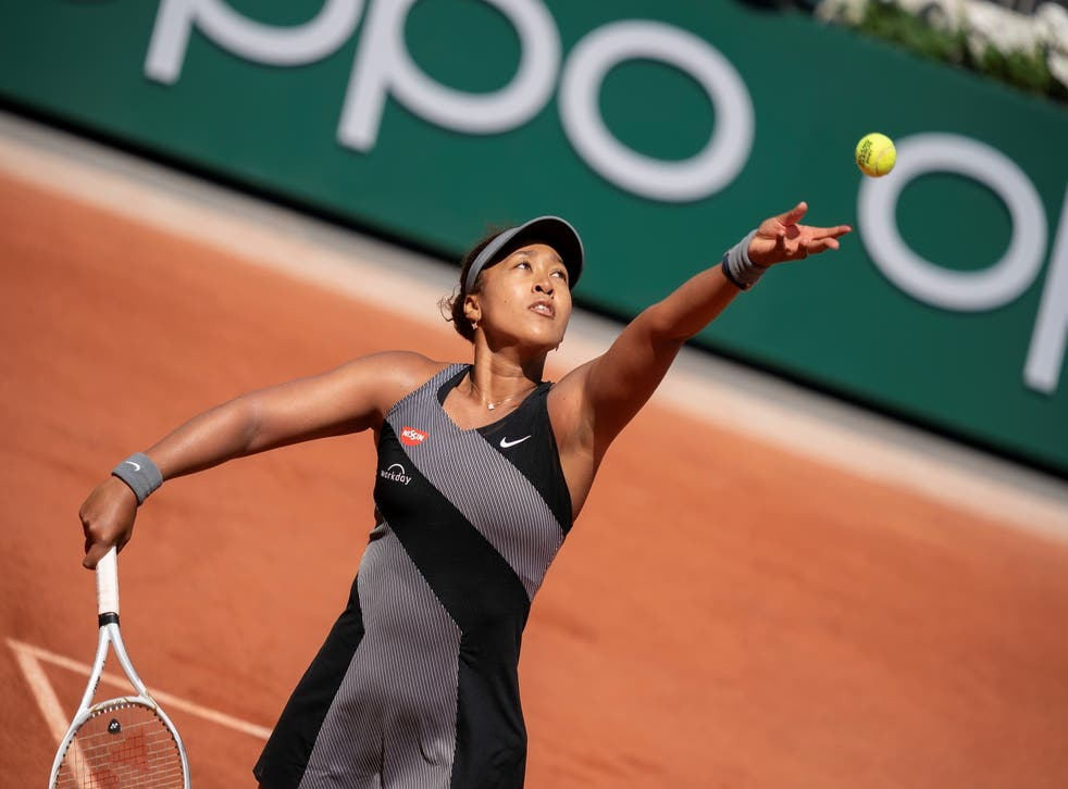 <p>Naomi Osaka withdrew from the French Open in May to protect her mental health</p>