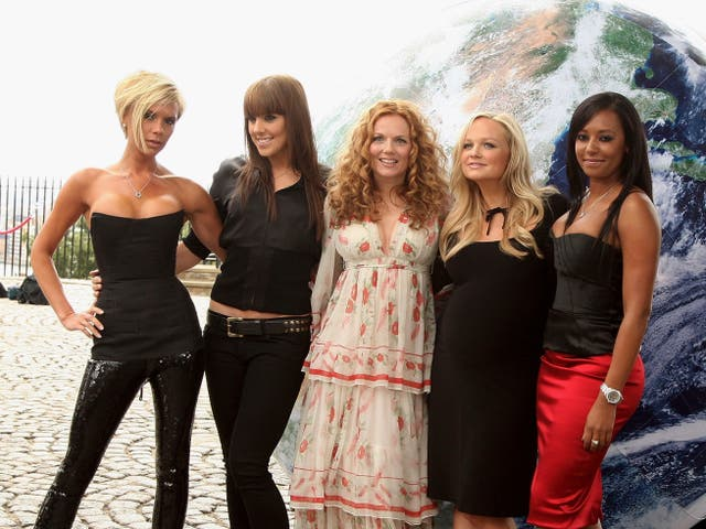 <p>Spice Girls pictured in 2007</p>