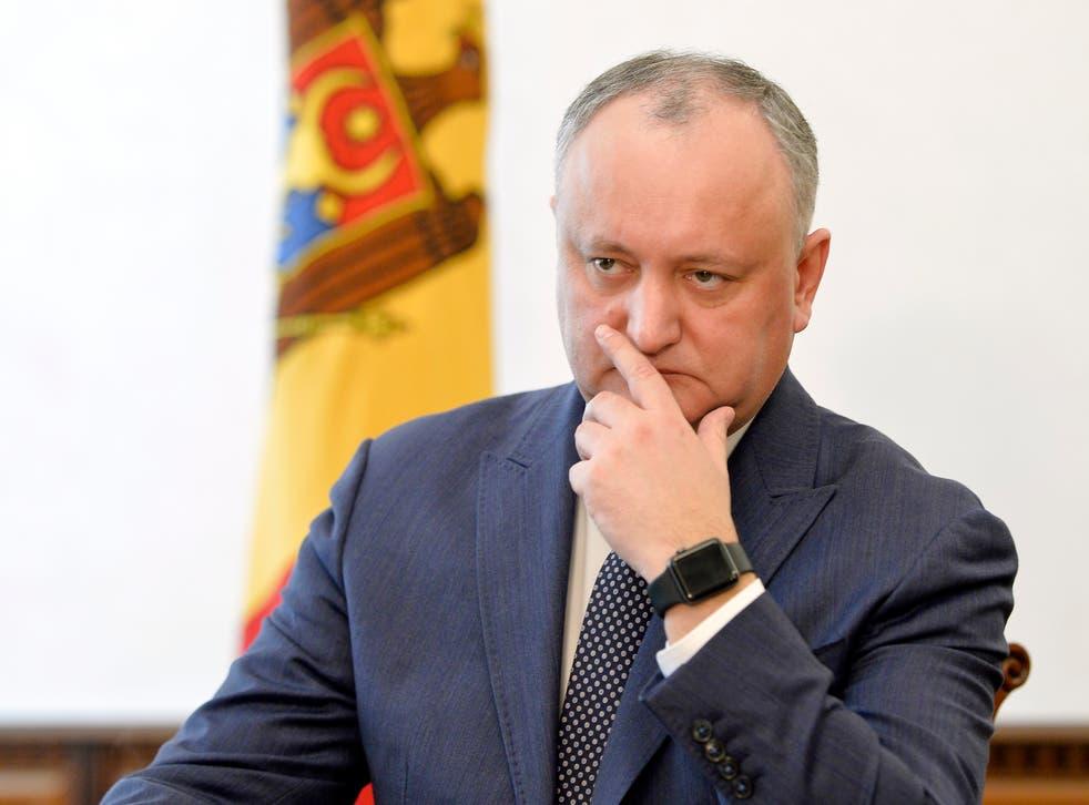 MOLDAVIA ELECCIONES