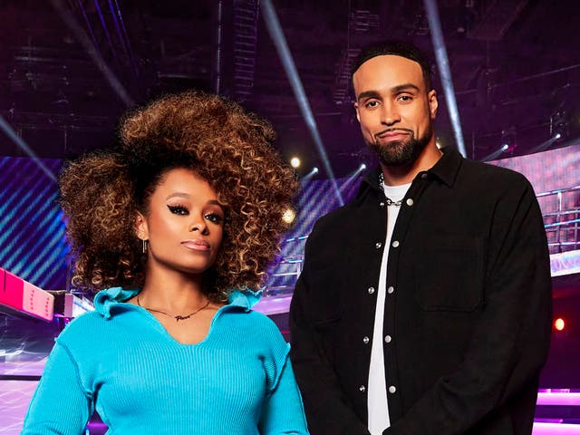 <p>Fleur East and Ashley Banjo induce psychological peril in ITV's 'The Void'</p>