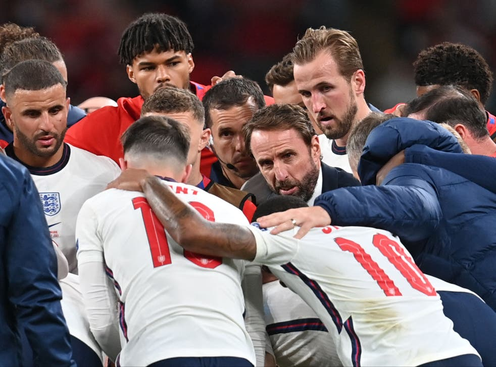 <p>Gareth Southgate has steered England all the way to the final</p>