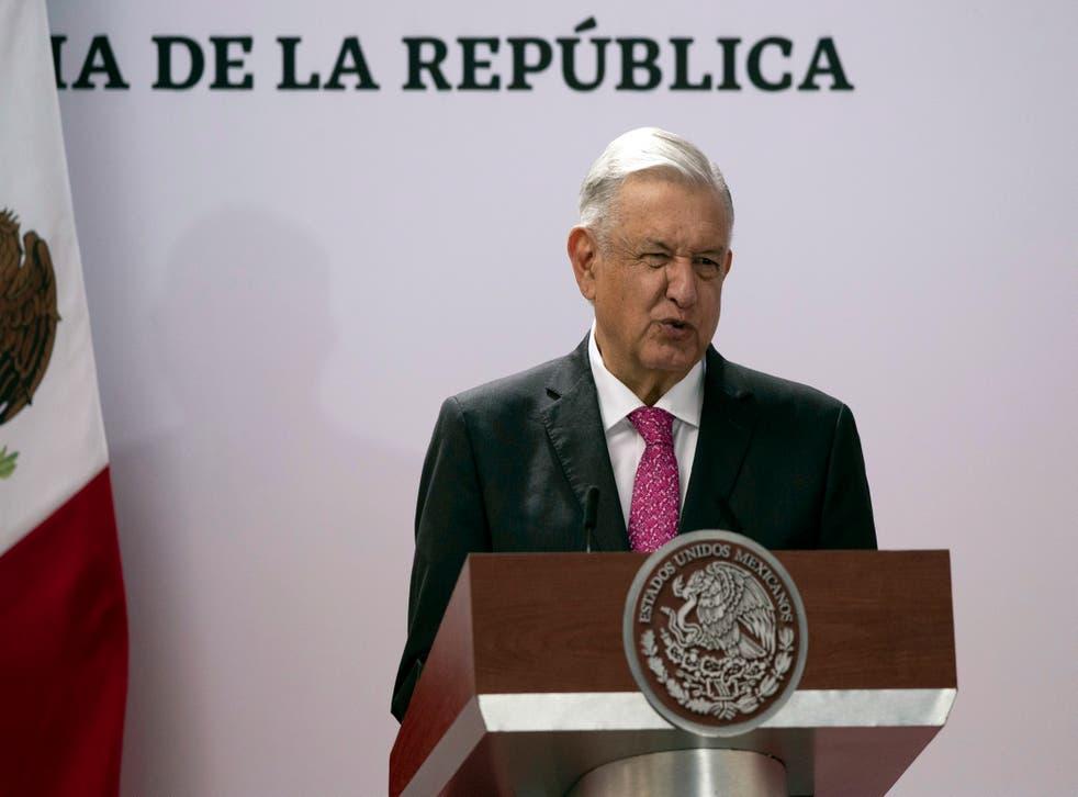 MÉXICO-PRESIDENTE