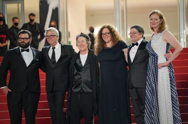 France Cannes 2021 The Velvet Underground Red Carpet