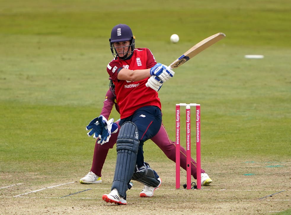 Nat Sciver stressed the importance of securing victory in the opening T20 of the multi-format series