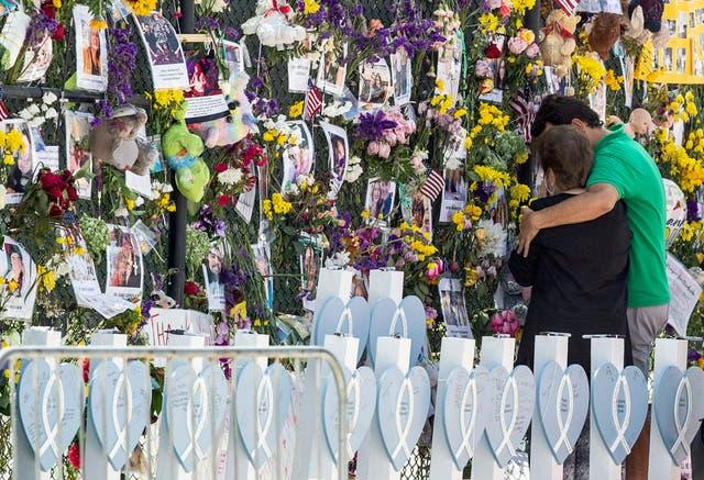Building Collapse-Grieving Families