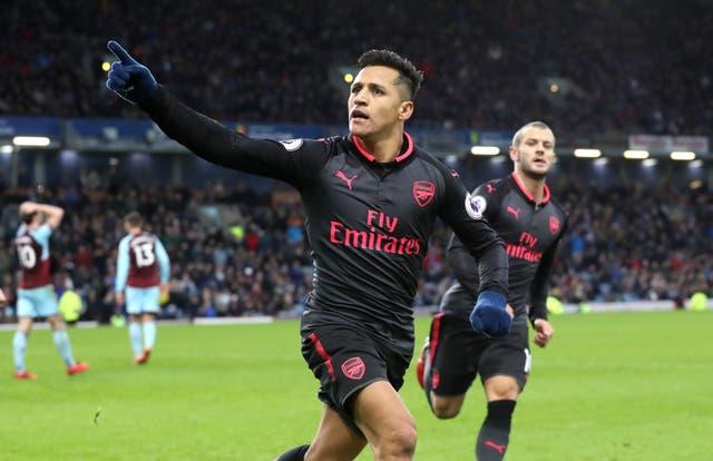Burnley v Arsenal – Premier League – Turf Moor