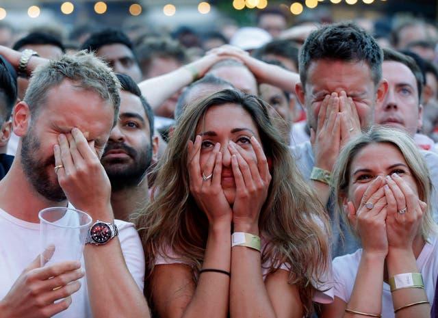 Euro 2020 Soccer A Fan's Lament