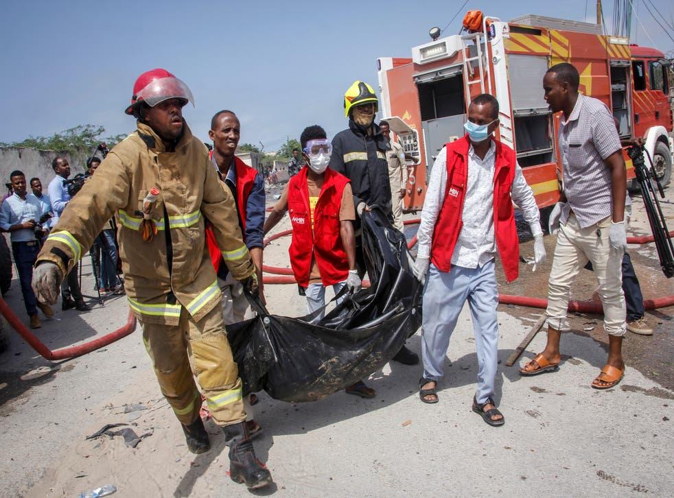 SOMALIA ATAQUE