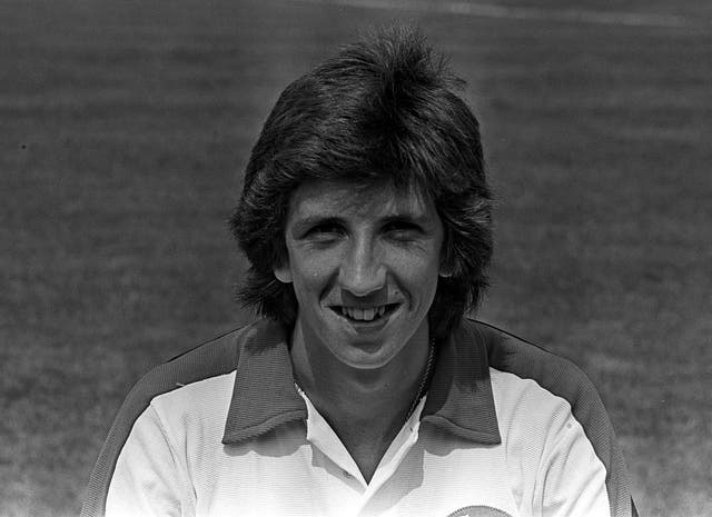 Paul Mariner during his time as a Plymouth player