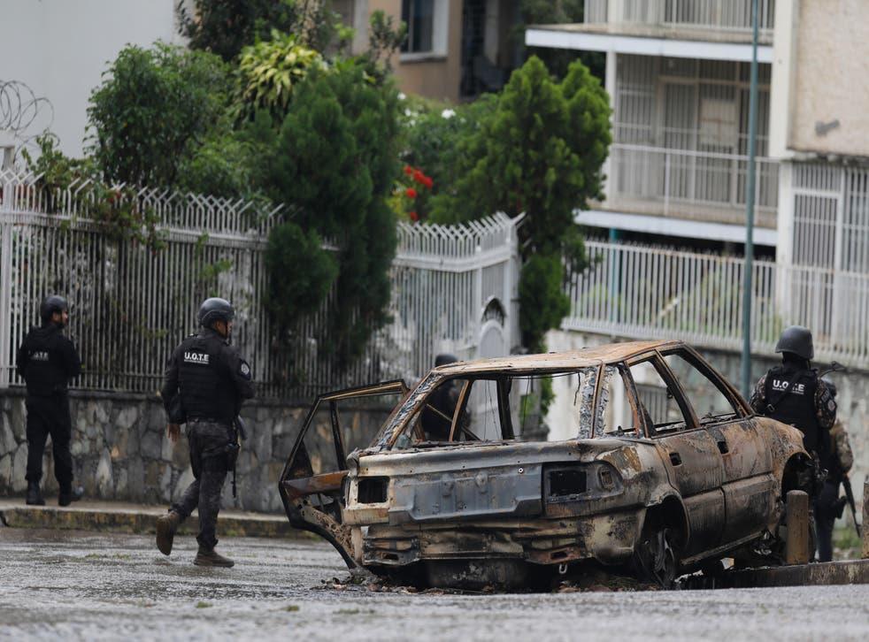 VENEZUELA-BANDA CRIMINAL