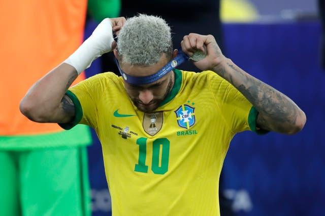 COPA AMERICA FINAL-BRASIL