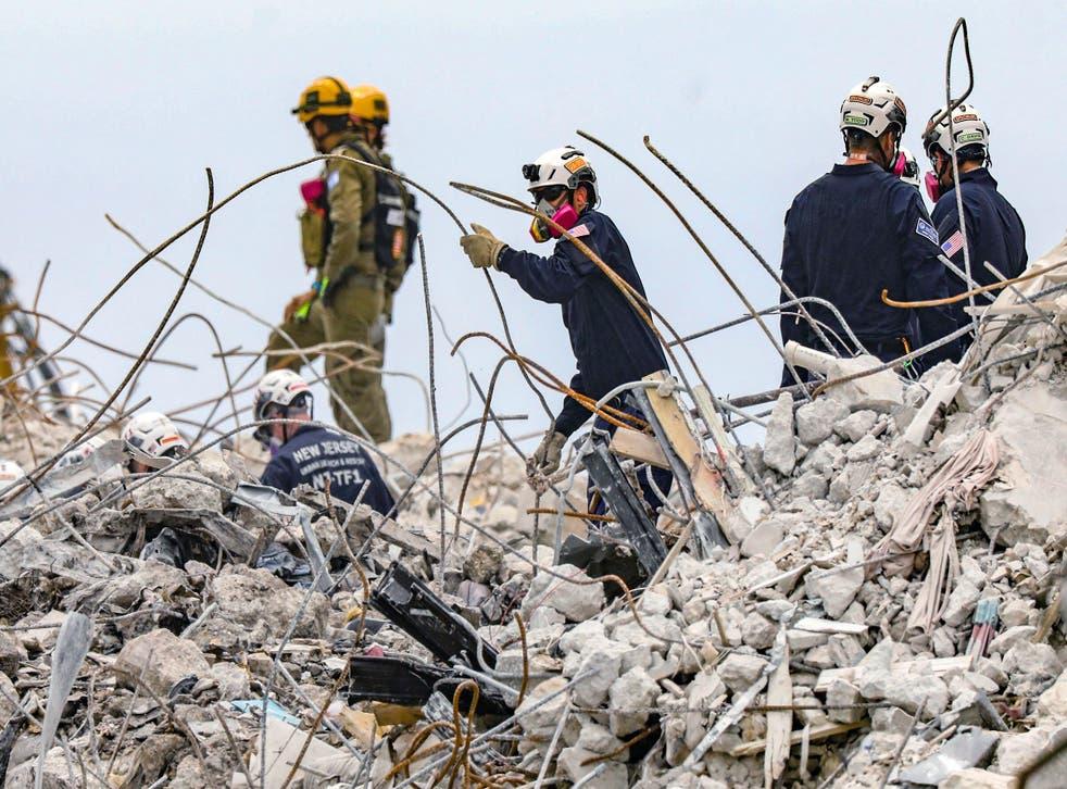 <p>Building Collapse Miami</p>