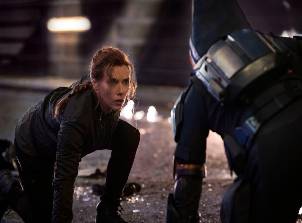 Film Review - Black Widow