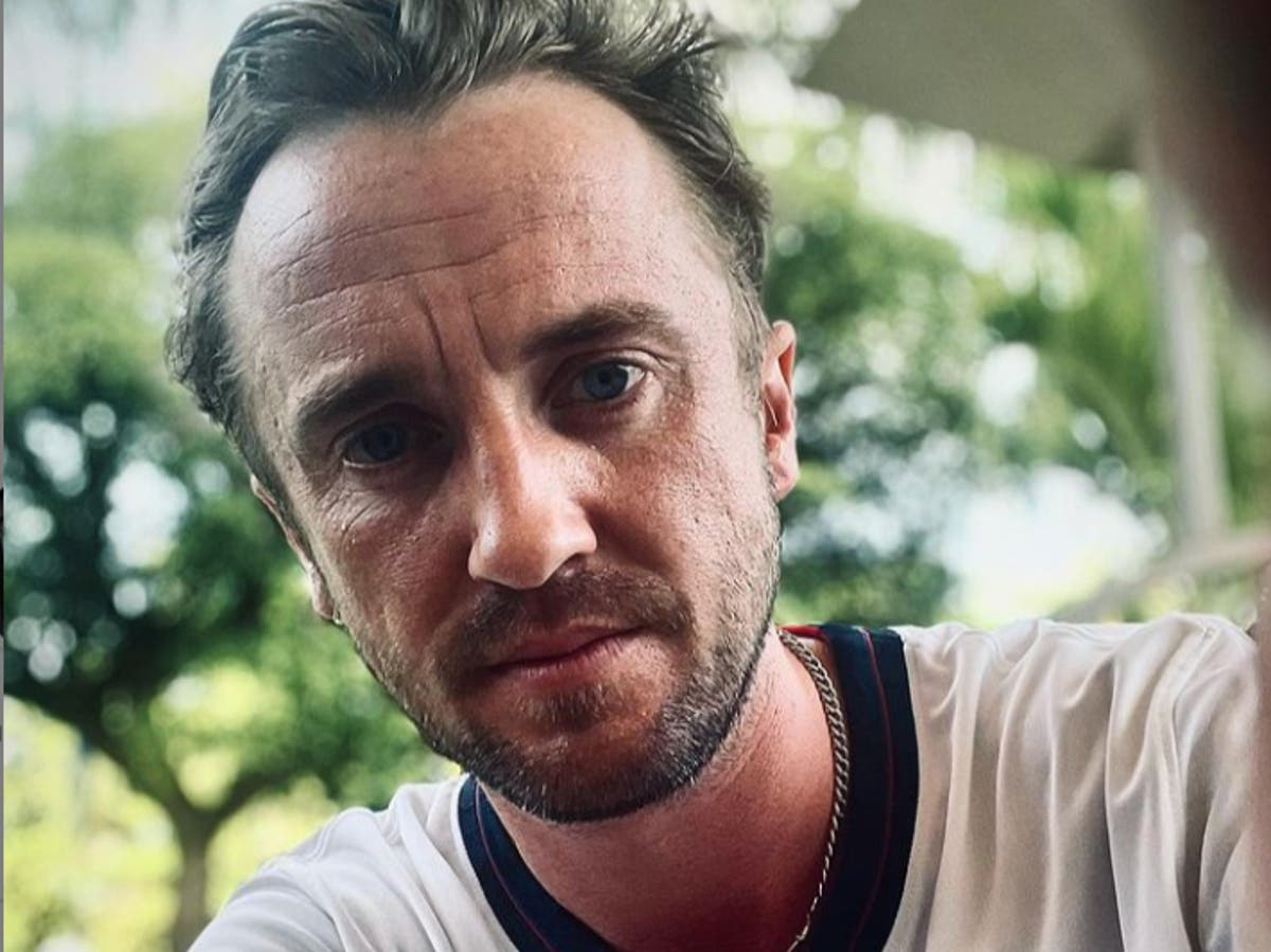 Tom Felton sums up nation's mood with Instagram post after England Euro 2020 defeat - The Independent