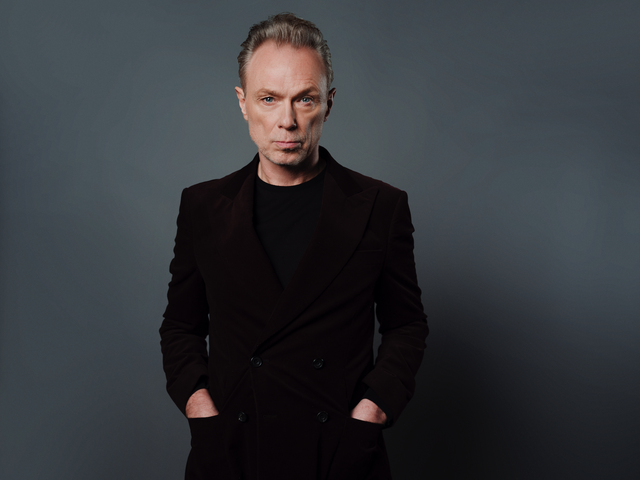 <p>Kemp is trying to move on from his Spandau Ballet past with new solo album 'INSOLO'</p>