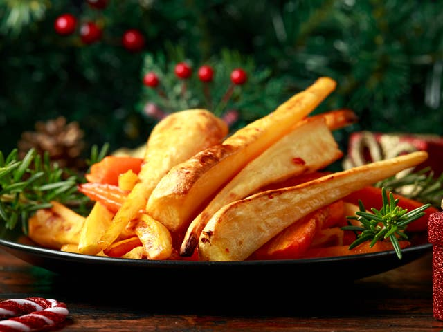 <p>Parsnips are great for growing at this time of year and are a perfect addition to your Christmas lunch</p>