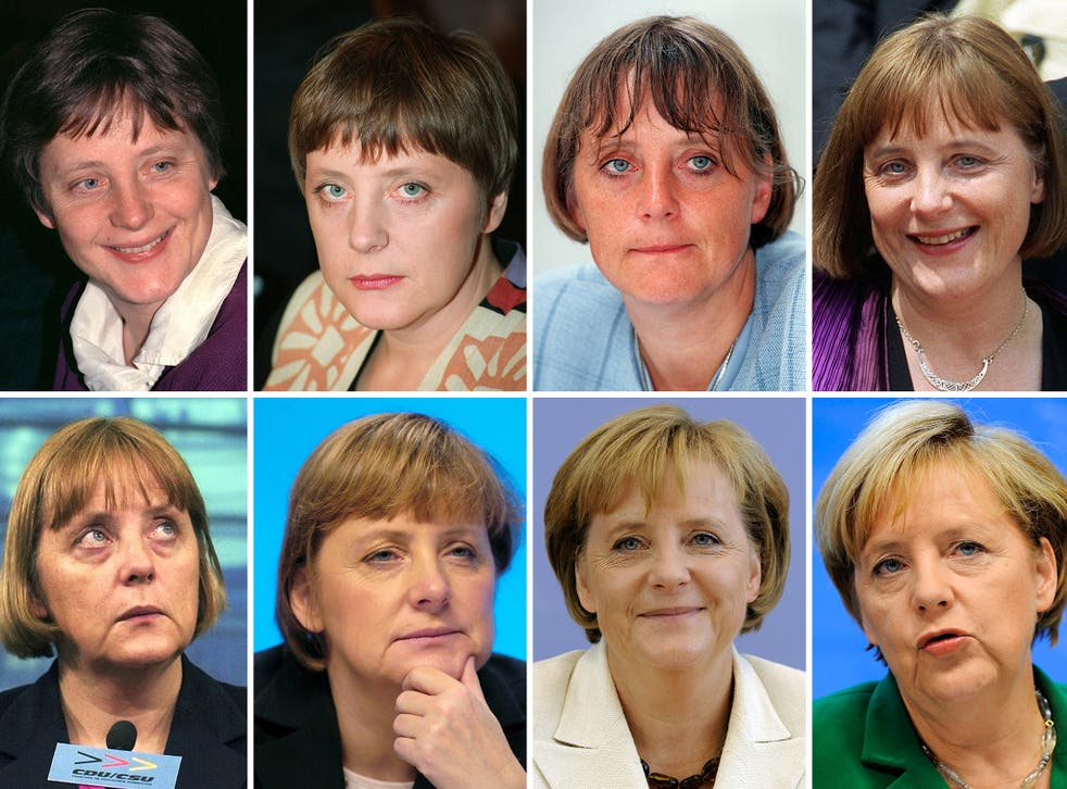 <p>Mother of the nation: the many faces of Angela Merkel</p>