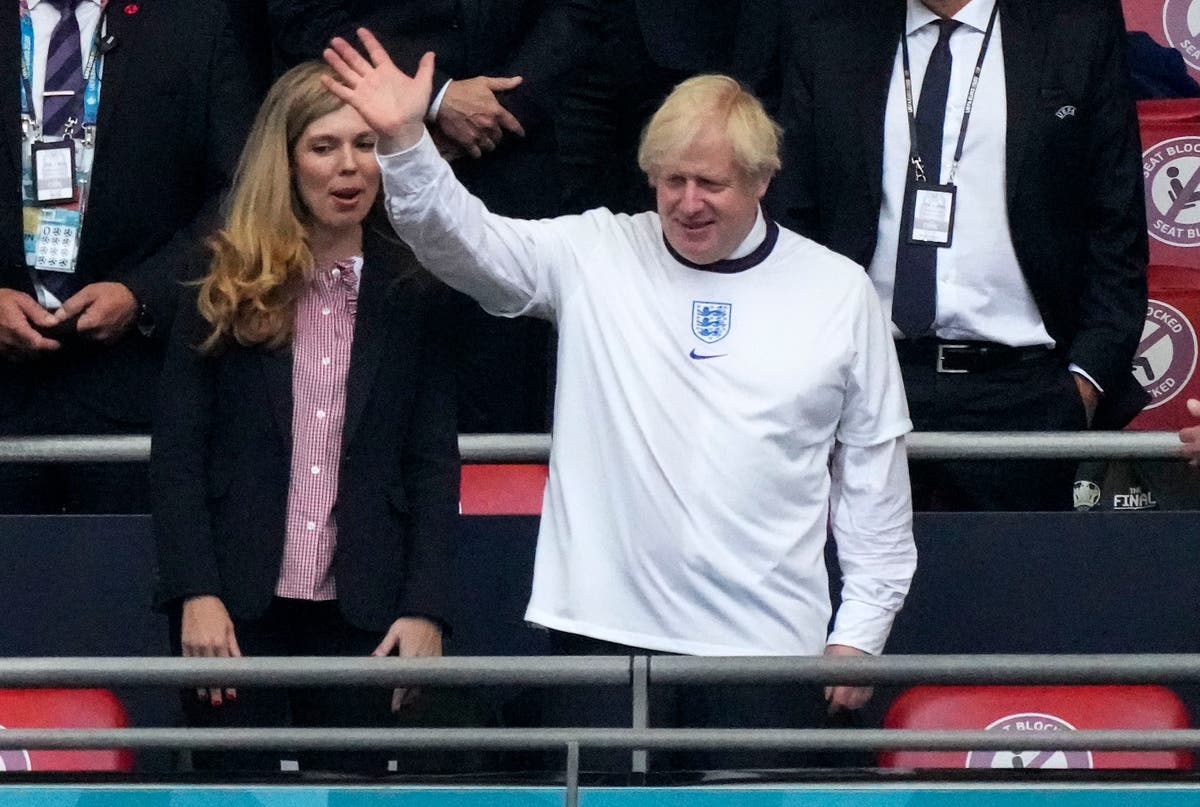 PM tells trolls racially abusing England players to 'crawl back under rock' – latest updates