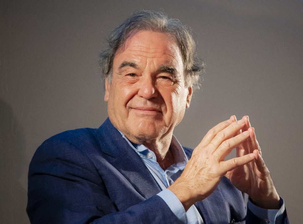 <p>Oliver Stone: 'I am a pin cushion for American-Russian peace relations'</p>