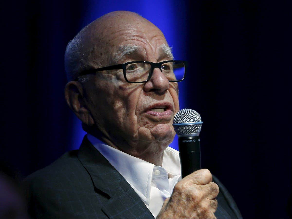 Murdoch 'fears for his legacy' after supporting Trump with Fox News, says author Michael Wolff