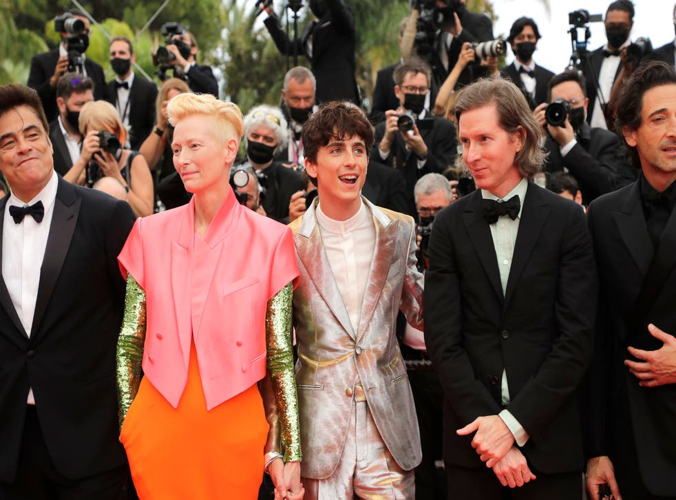 CANNES-THE FRENCH DISPATCH