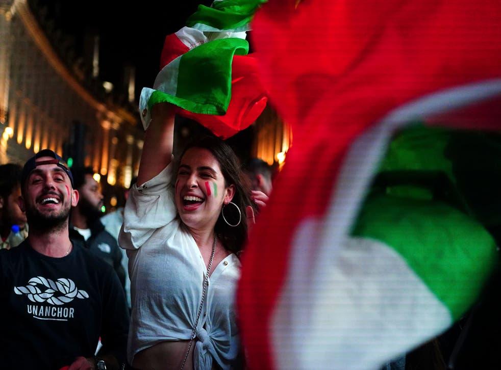 EURO ITALIA-FESTEJOS