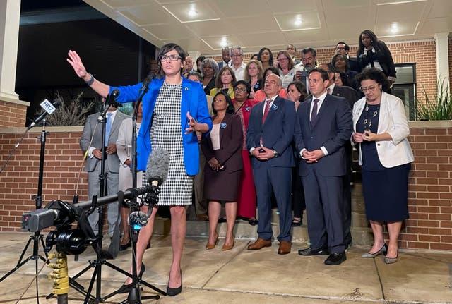 Voting Bills Texas