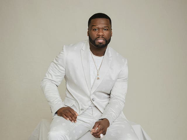 <p>50 Cent: 'People saw me being aggressive, they saw the stereotype'</p>