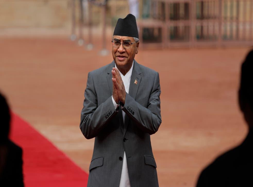 NEPAL-GOBIERNO