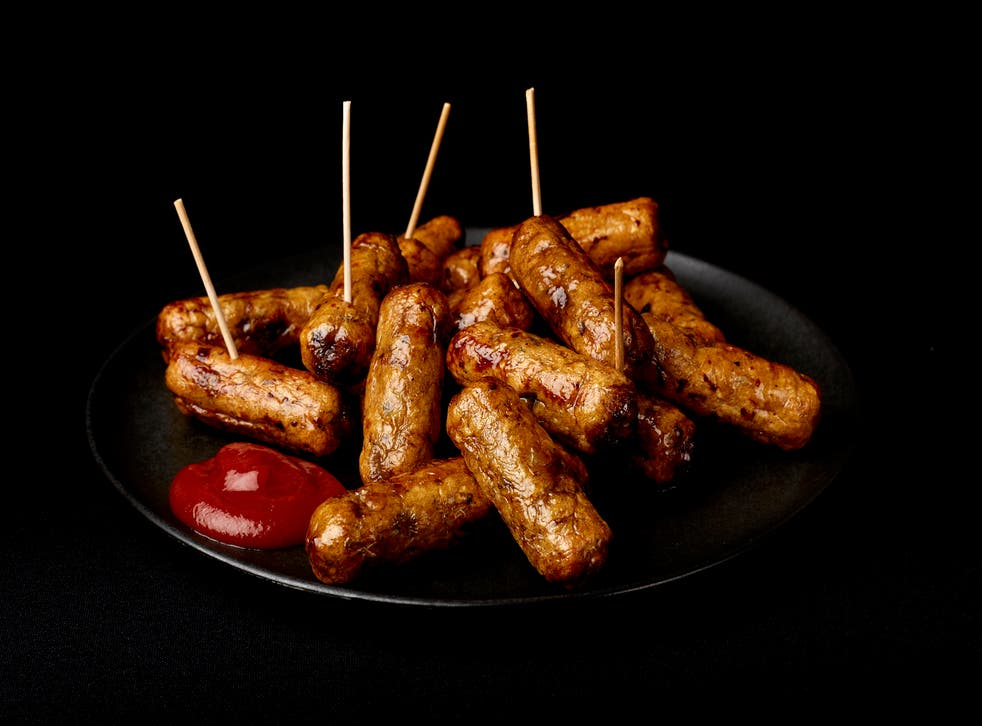 <p>Someone with 'stamina' is required for the plant-based meat sommelier role</p>