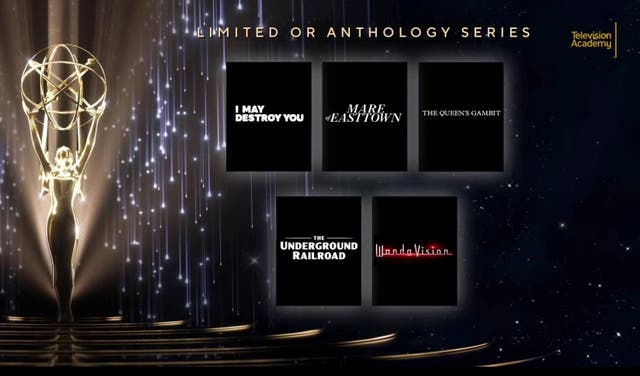 2021 Emmy Awards Nominations Announcement