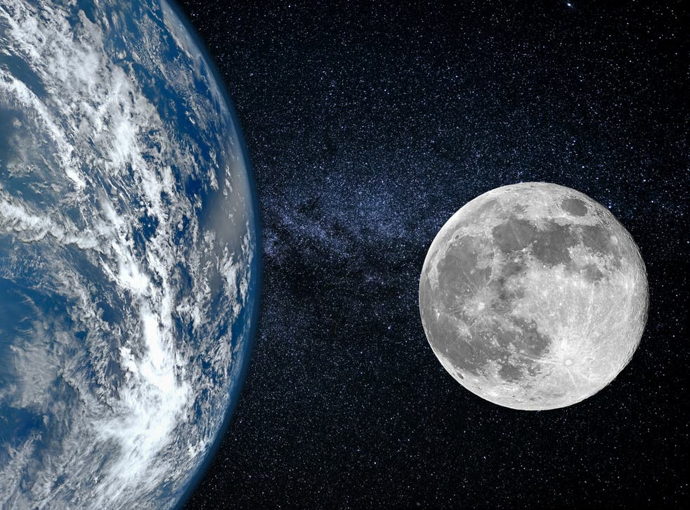 <p>Keeping things interesting, the Moon's orbit is not fixed, but 'wobbles' around the Earth on a long 18-year cycle</p>