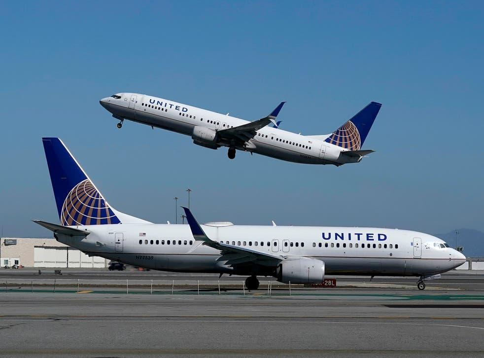 UNITED AIRLINES-AVIONES ELECTRICOS