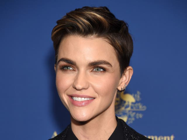 <p>Ruby Rose pictured in 2019</p>