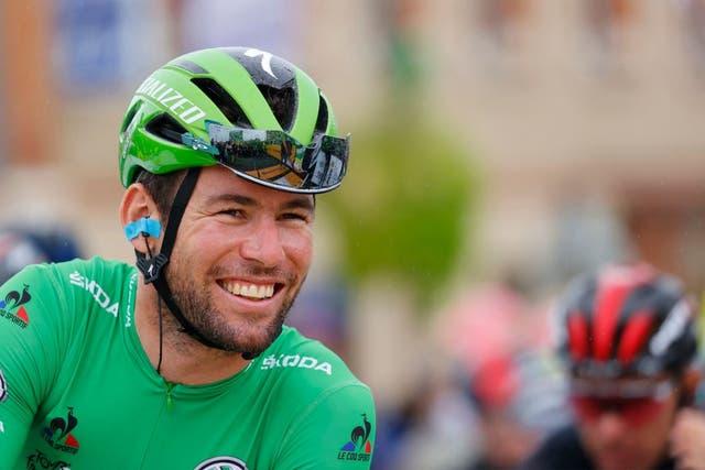 <p>Mark Cavendish won four stages at the 2021 Tour de France </p>