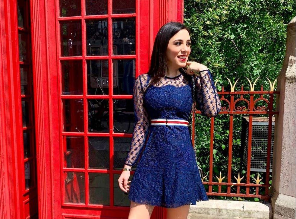 <p>Es hija del empresario Dawood Jaff, quien pertenece a la dinastía kurda Jaff, y de la mexicana Lilia Laura.</p>