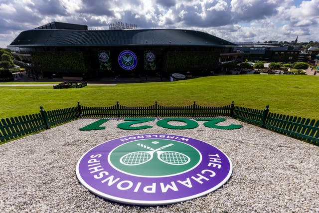 <p>Two matches from this year's Wimbledon are being investigated for possible irregular betting patterns</p>