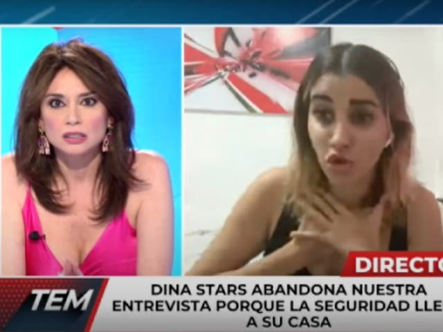 <p>Una influencer y activista cubano fue presuntamente arrestada durante una entrevista en vivo con la televisión española.</p>