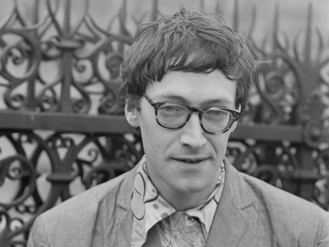 <p>Horovitz in 1965</p>