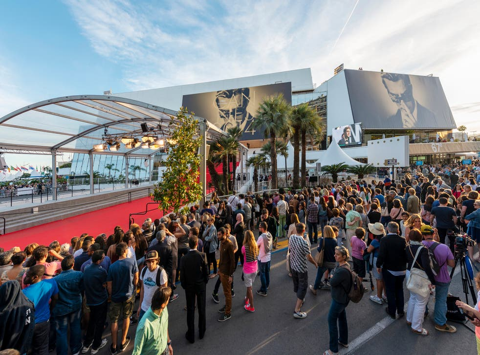 <p>The Cannes Film Festival pre-Covid</p>