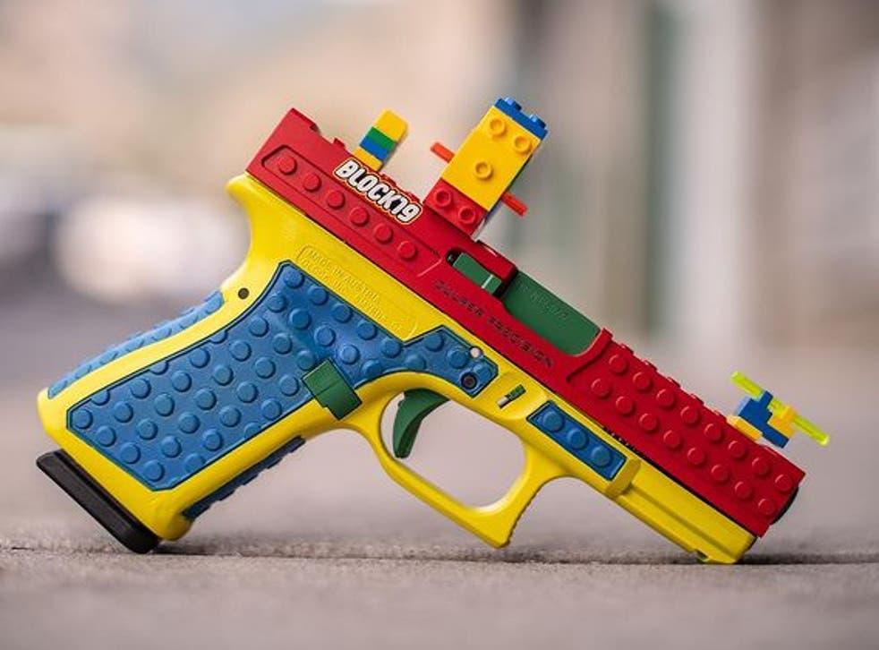 <p>Culper Precision ha sido criticado por elaborar una pistola que parece de juguete.</p>