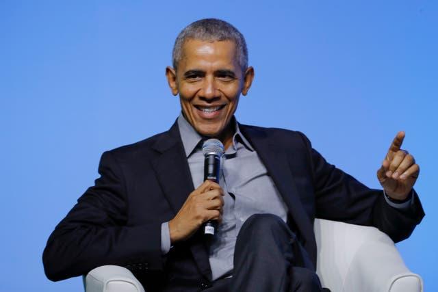 Libros-Barack Obama