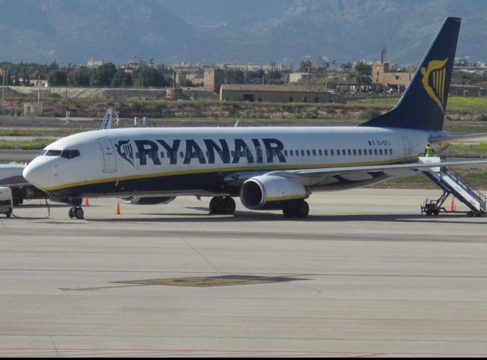 <p>Going places: Ryanair's new head of press communications is obliged to have a thick skin</p>