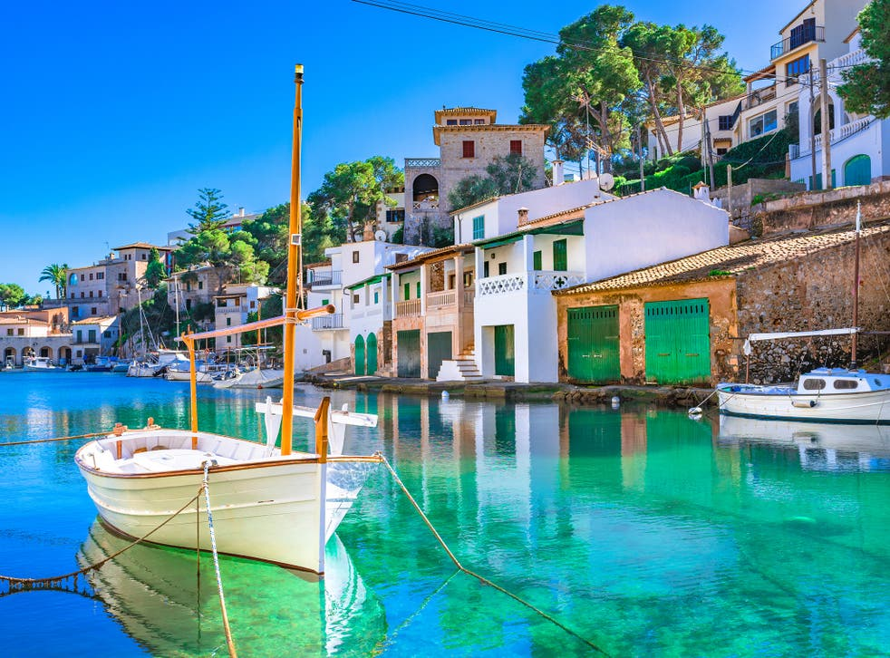 <p>Mallorca is now on the amber list</p>