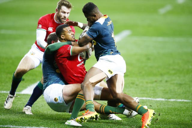 <p>The Lions were beaten by an experienced South Africa 'A' side in Cape Town</p>