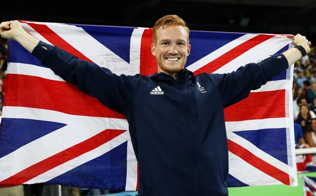<p>Greg Rutherford wants to add a Winter Olympic medal to his collection</p>