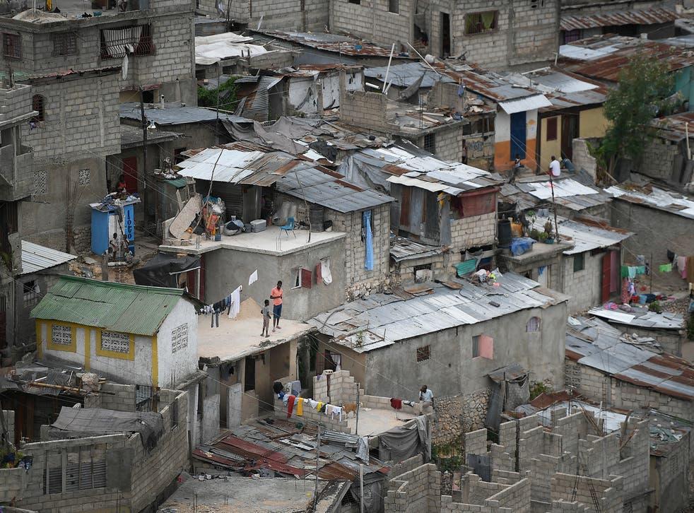 CORONAVIRUS-HAITI