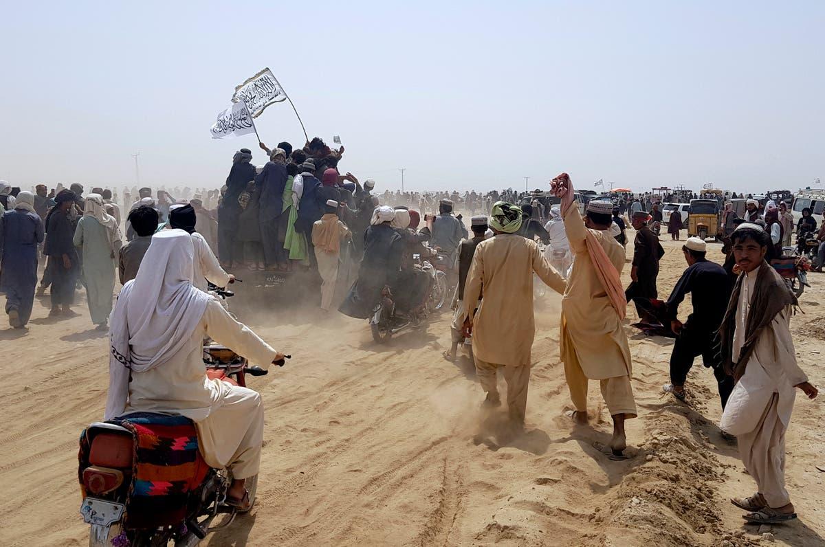 Afghanistan's neighbors wary as US seeks nearby staging area Matthew Lee Soviet Washington Biden Pentagon