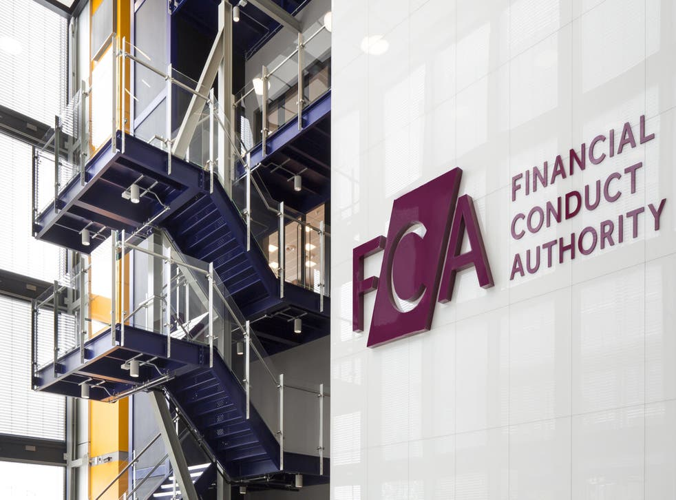 The FCA building